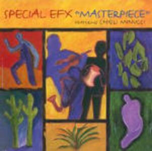 CD Masterpiece di Special EFX