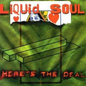 CD Here's the Deal di Liquid Soul