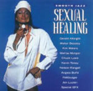 Sexual Healing Smooth Jazz - CD Audio