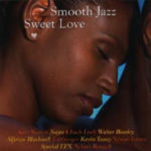 Smooth Jazz Sweet Love - CD Audio