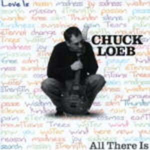 CD All There Is di Chuck Loeb