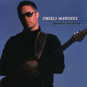 CD Night Grooves di Chieli Minucci