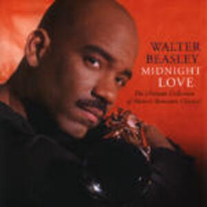 CD Midnight Love di Walter Beasley