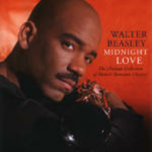 CD Midnight Love di Walter Beasley