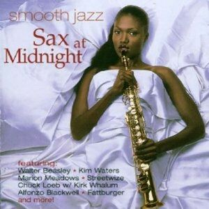 CD Sax at Midnight