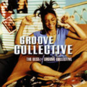 CD The Best of the Groove Collective di Groove Collective