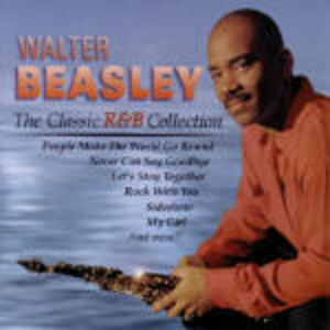 CD The Classic R&B Collection di Walter Beasley