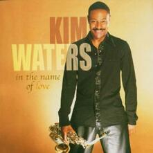 In the Name of Love - CD Audio di Kim Waters