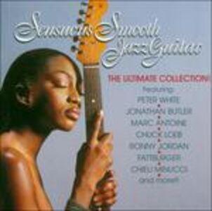 Foto Cover di Sensuous Smooth Jazz Guitar, CD di  prodotto da Shanachie 0