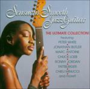CD Sensuous Smooth Jazz Guitar  0