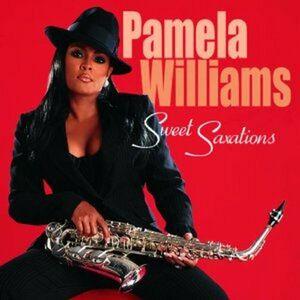 CD Sweet Saxations di Pamela Williams