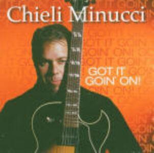 CD Got it going on! di Chieli Minucci
