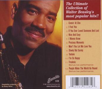 Greatest Hits - CD Audio di Walter Beasley - 2