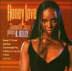 Smooth Jazz plays R. Kelly - CD Audio