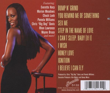 CD Smooth Jazz plays R. Kelly  1