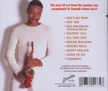 CD All for Love di Kim Waters 1