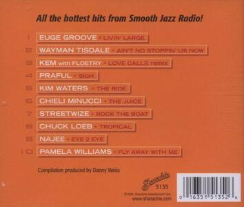 No.1 Smooth Jazz Hits - CD Audio - 2