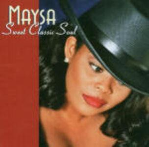Foto Cover di Sweet Classic Soul, CD di Maysa, prodotto da Shanachie