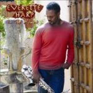 CD In the Moment di Everette Harp