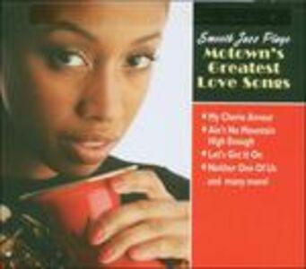 CD Motown's Greatest Love Songs