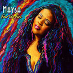 CD Feel the Fire di Maysa