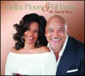 CD The Gift of Love Melba Moore , Phil Perry