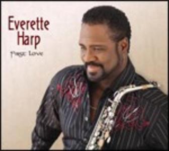 CD First Love di Everette Harp