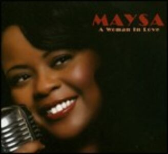 CD A Woman in Love di Maysa