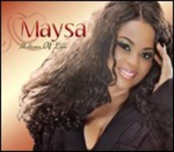 Motions of Love - CD Audio di Maysa