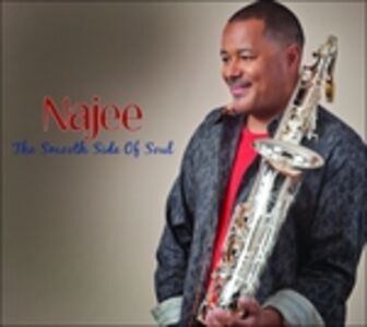 CD Smooth Side of Soul di Najee