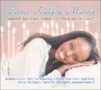 Smooth Jazz Pays Tribute to the Icons of Love - CD Audio
