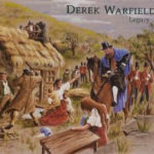 Legacy - CD Audio di Derek Warfield