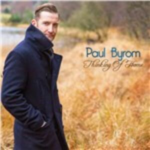 Foto Cover di Thinking of Home, CD di Paul Byrom, prodotto da Shanachie