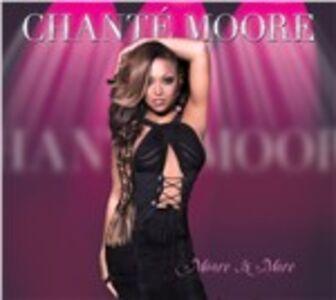 CD Moore Is More di Chanté Moore