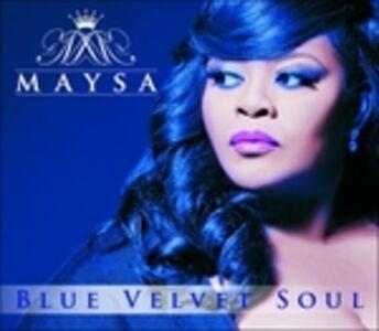 CD Blue Velvet Soul di Maysa