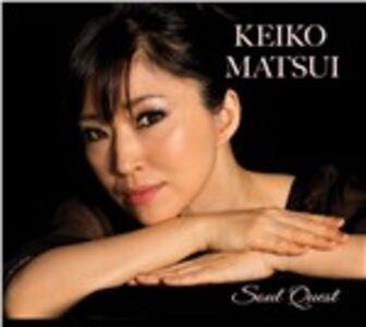 CD Soul Quest di Keiko Matsui