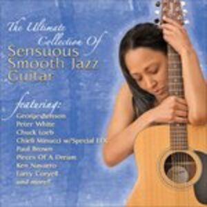 CD Sensuous Smooth Jazz Guitar