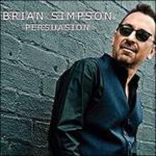 Persuasion - CD Audio di Brian Simpson