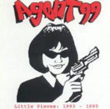 Little Pieces 1993-1995 - CD Audio di Agent 99