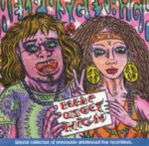 Help Us Get High - CD Audio