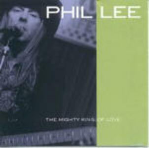 The Mighty King of Love - CD Audio di Phil Lee