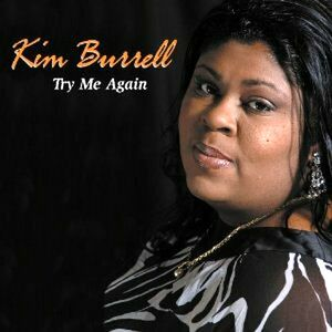Foto Cover di Try me Again, CD di Kim Burrell, prodotto da Shanachie