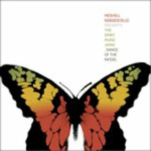 CD Dance of the Infidel di Me'Shell Ndegeocello