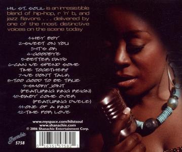 CD Soulidified di Hil St. Soul 1