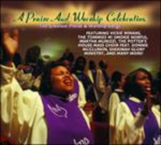 CD A Praise and Worship Celebration