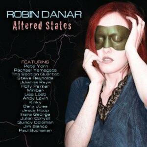 Altered States - CD Audio di Robin Danar