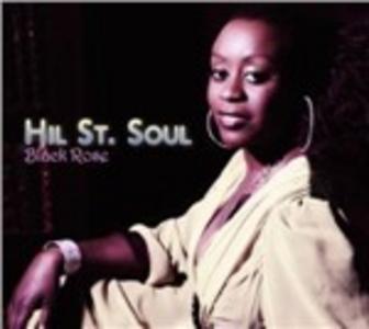 CD Black Rose di Hil St. Soul