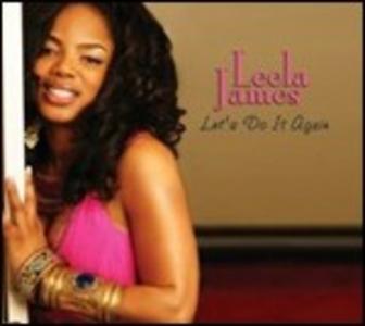 CD Let's Do it Again di Leela James