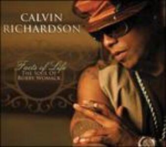 CD Facts of Life di Calvin Richardson