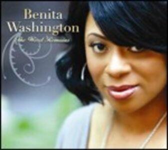 CD The Word Remains di Benita Washington